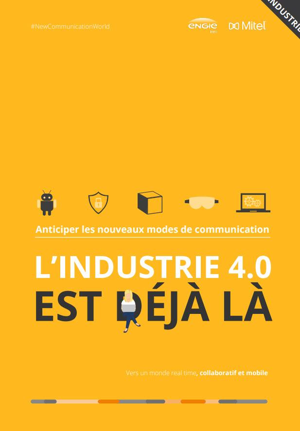 [Livre Blanc] L'industrie 4.0 est déjà là