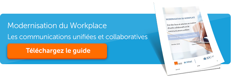 Modernisation du Workplace