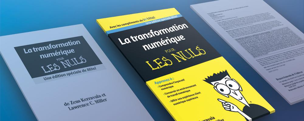 [guide] La transformation numérique pour les Nuls